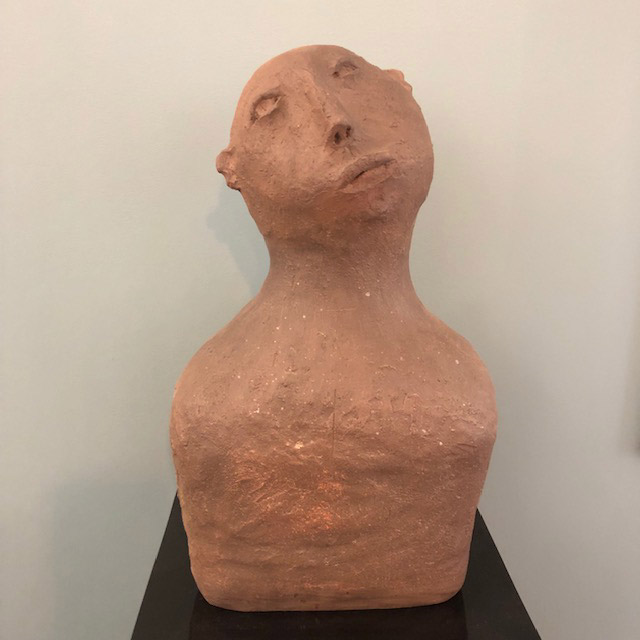 Skulptur Contemplation